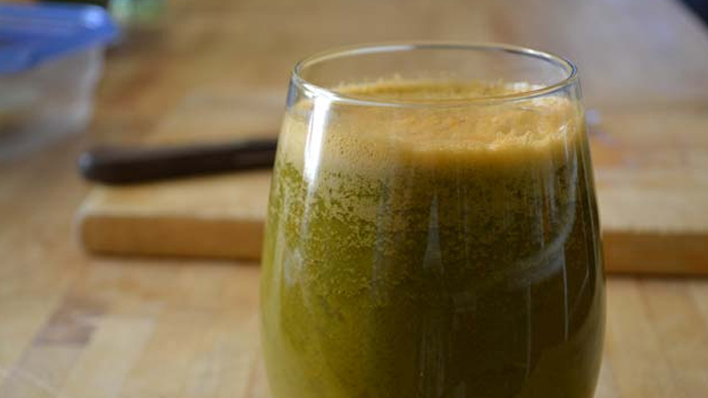 Surprising Health Benefits Of Spinach Juice