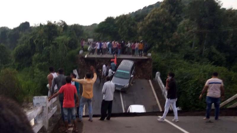 Junagadh Bridge Collapse new diverted route