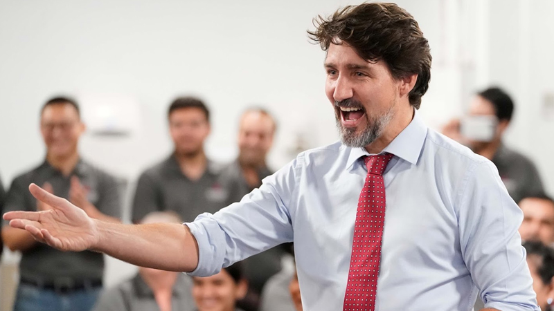 Once again, the Trudeau government: Justin's magic in Canada, will be PM for the third time, albeit far from a majority
