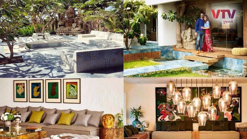 akshay kumar's home is look alike heaven