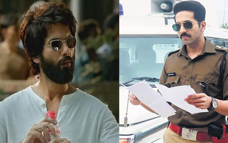 box office collection of article 15 and kabir singh