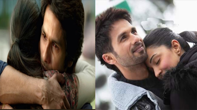 shahid kapoor film kabir singh scene is going viral on social media due to this fan
