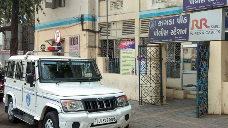 In Ahmedabad, a young man committed suicide after being tortured by PSI, and serious allegations were made in the suicide...