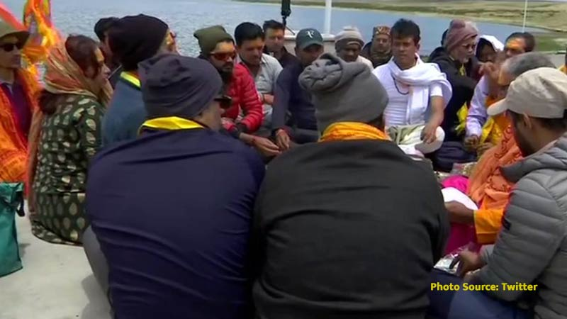 kailash mansarovar pilgrims China