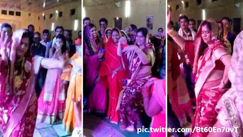 madhya pradesh minister imarti devi dancing on bollywood song