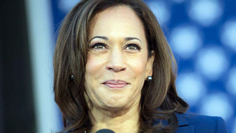 Kamala Harris drops out of US presidential race as approval rating slumps