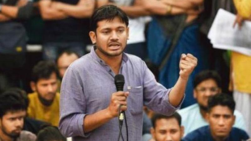 jun case delhi government standing counsel is against sedition charges on kanhaiya kumar umar khalid and others