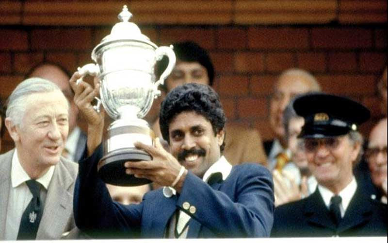 Best performance of kapil dev in 1983 World Cup