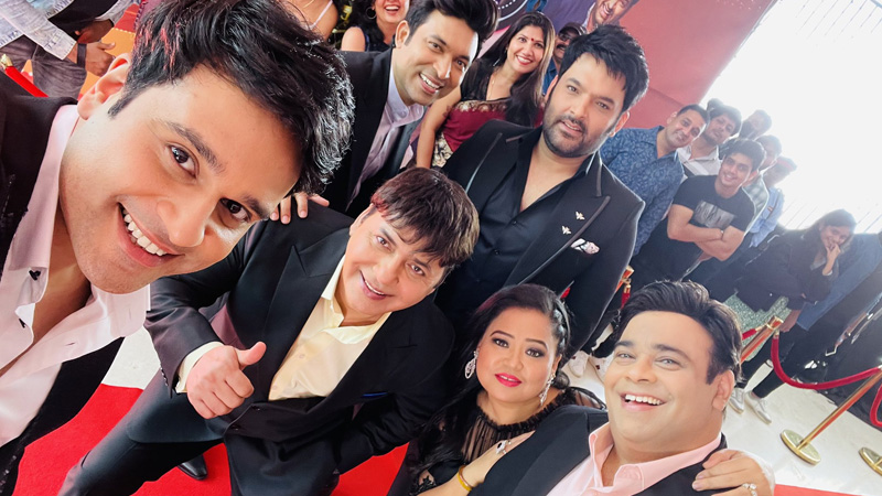 there is going to be a blast in kapil sharma new show pair of krishna and sudesh lahiri will be seen