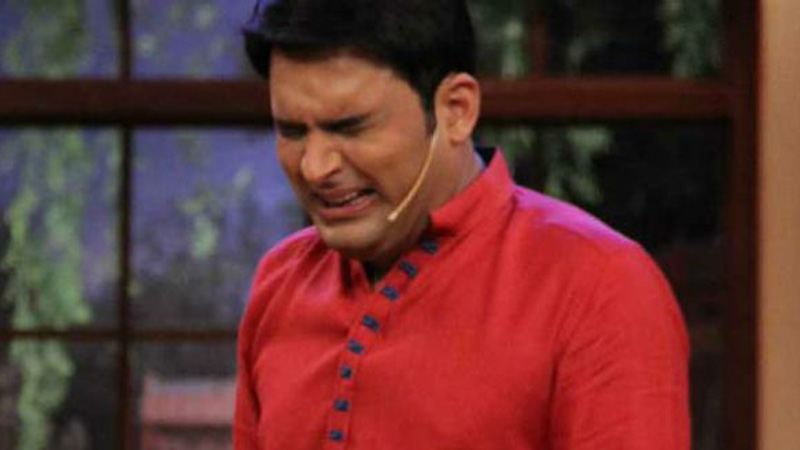 In the ongoing show, Kapil asked that the actress talk about slapping