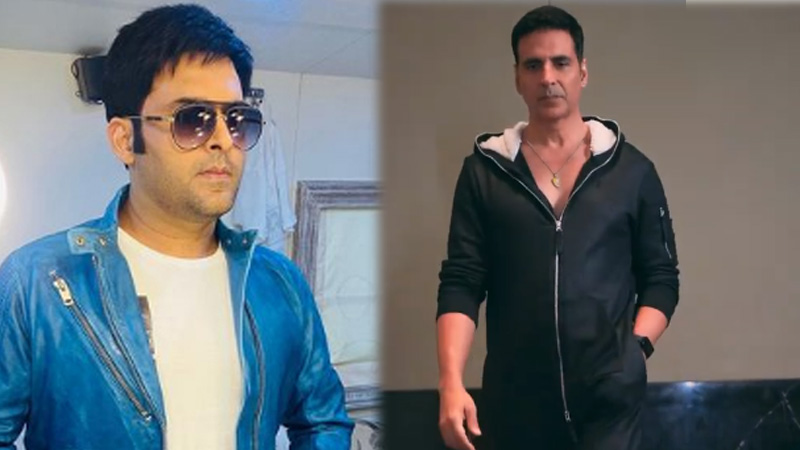 Akshay Kumar teases Kapil Sharma for his late BellBottom tweet Now you have sent good wishes