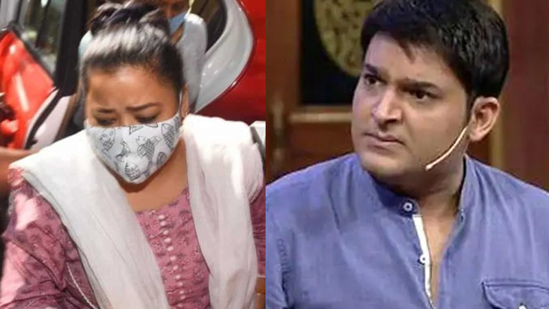 Kapil Sharma lashes out at a troll who tweeted comedian might get arrested in drug case like Bharti Singh
