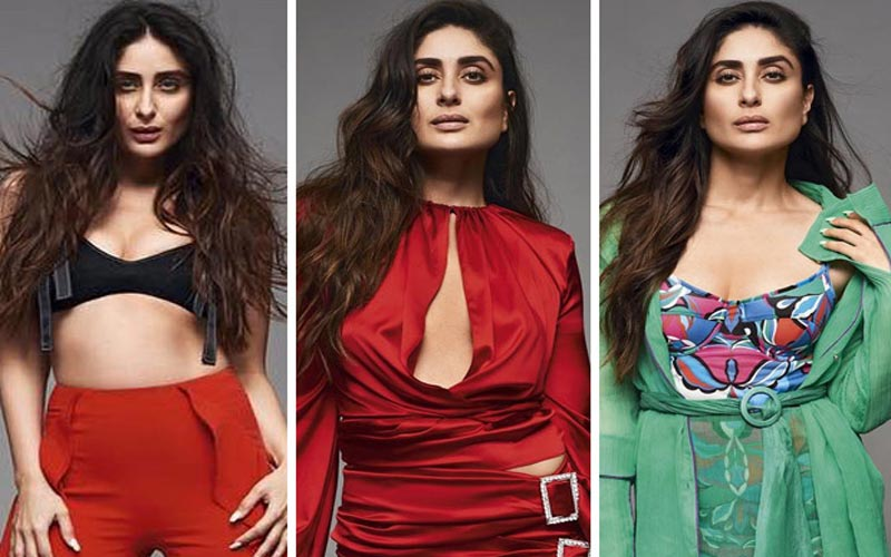 viral picture showing something that happened during the photoshoot of kareena