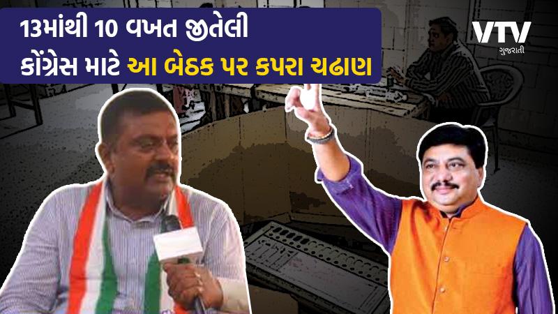 Karjan first ever by election deserter vs outsider