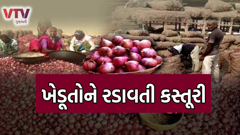farmer demand to govt onion export not stop in bhavnagar