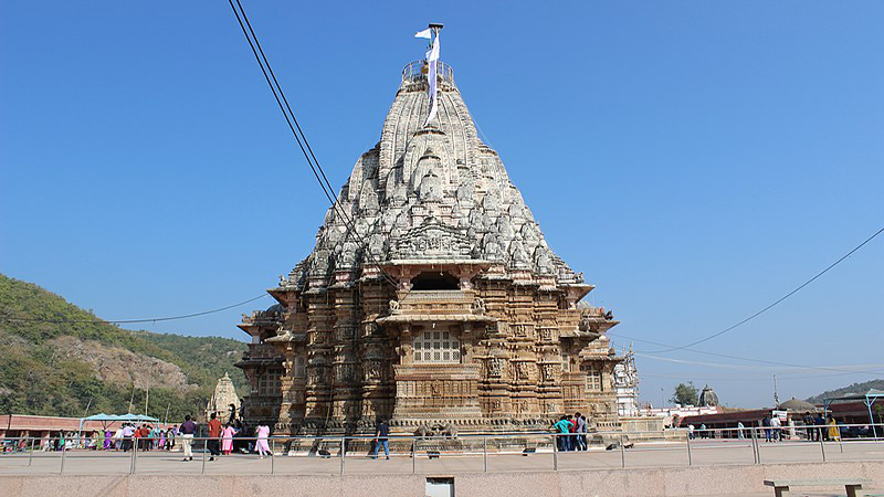 unknown facts about shamdaji temple