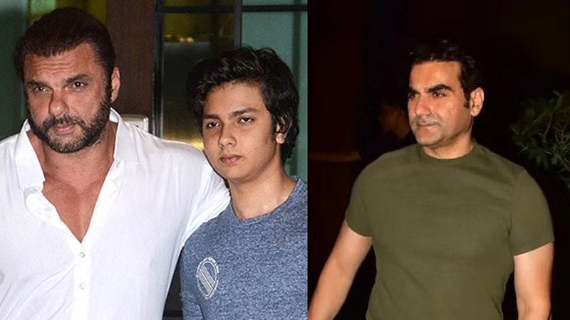 BMC registers FIR against actor Sohail Khan Arbaaz Khan and Nirvaan khan
