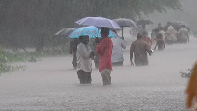 Shedhi river kheda Nadiad galteshwar Rain gujarat