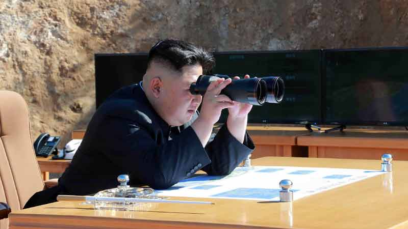North Korea Launches 2 Projectiles