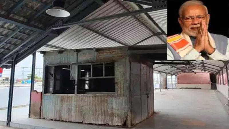 Tea stall where PM Modi sold tea to become a tourist spot