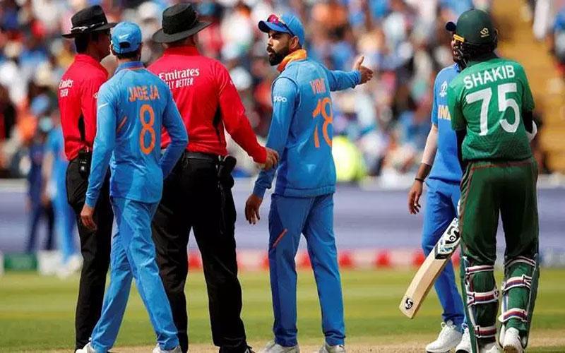 ms dhoni review india lost virat kohli argument world cup