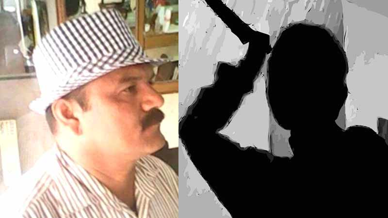 kutch police employee murder