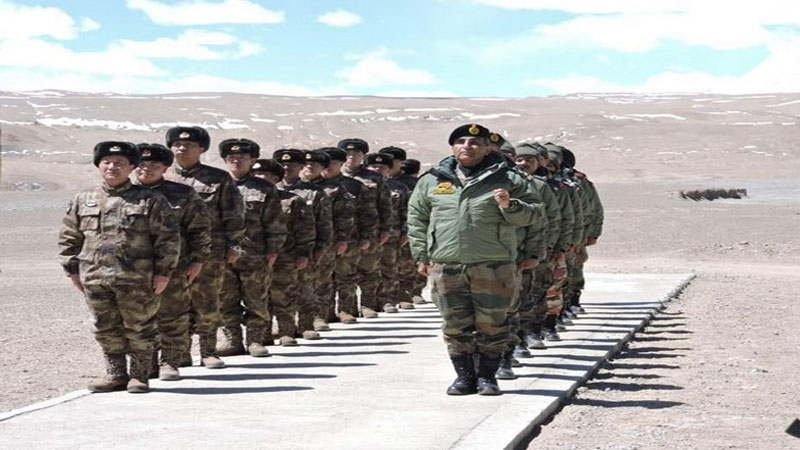 Indian Chinese soldiers face-off near Pangong lake in eastern Ladakh, tensions ease after talks
