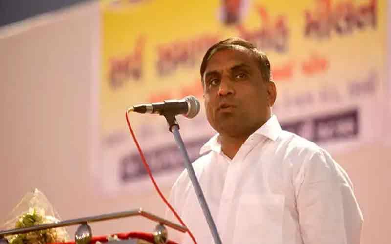 SPG chairman Lalji Patel has talked about Hardik Patel