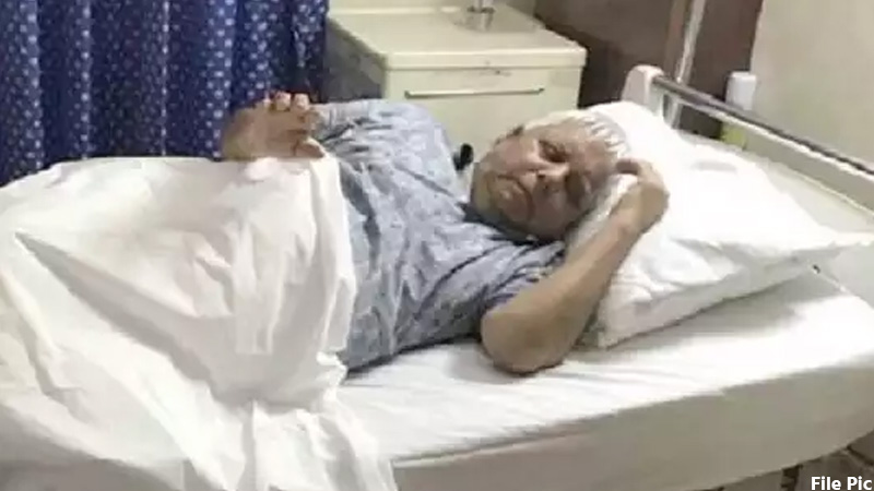 rjd lalu prasad yadav health deteriorated rims ranchi