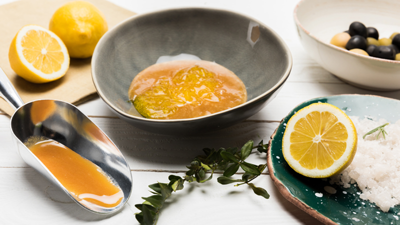 tips to use lemon to remove skin dead cells