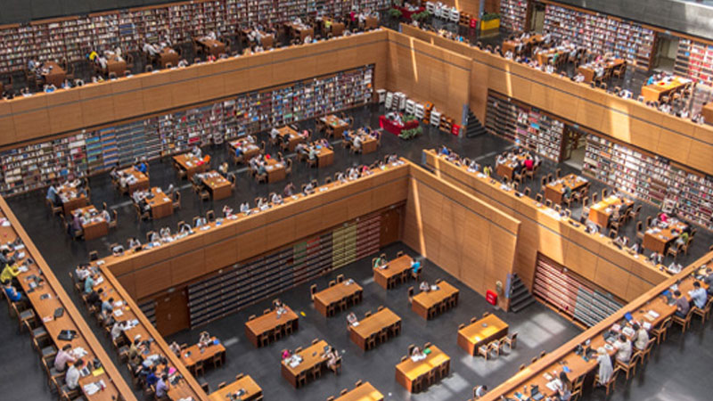 more than 100 million books in these libraries of the world