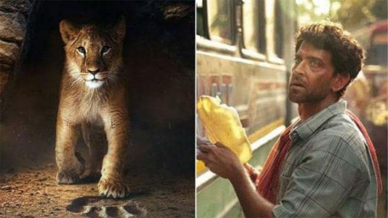 Disney film crosses Rs 50 cr mark, Hrithik Roshan's Super 30 enters Rs 100 cr club