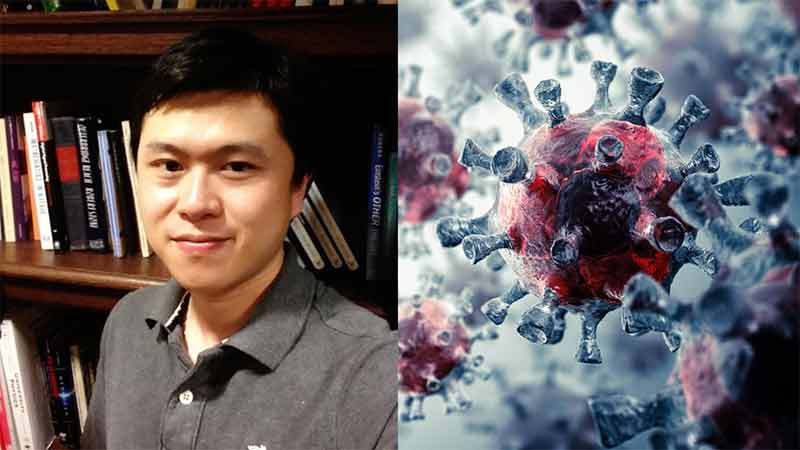 professor researching on corona virus was killed in an apparent murder in china