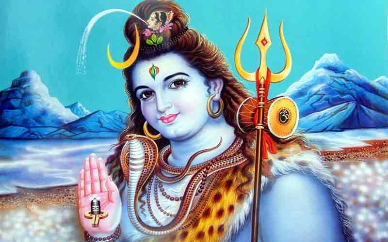 Lord Shiva reason glad People