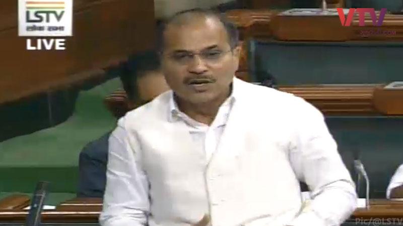 Citizenship Amendment Bill Passed in loksabha congress mp adhir ranjan chowdhury