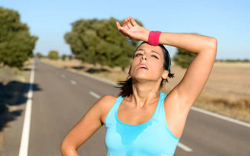 health tips heat stroke symptoms and cure