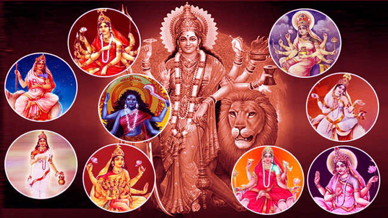 Know the timings of navdurga mata visarjan and avoid the things during visarjan