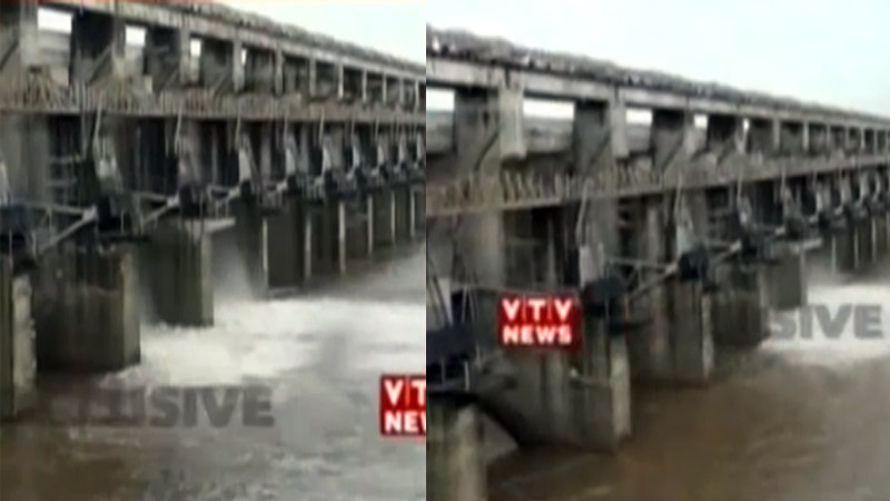 Heavy Rain in Saurashtra and Kutchh, Machhu Dam Overflow
