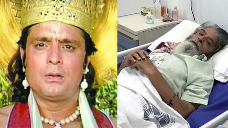Mahabharat actor Satish Kaul is in dire need of monetary aid, says actress Priti Sapru