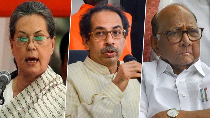 Maharashtra Political Crisis BJP Shivsena Congress