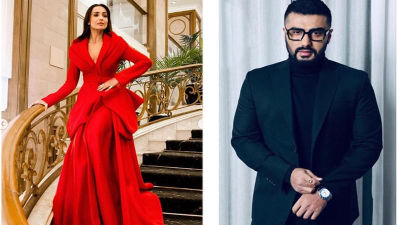 actor arjun kapoor reaction on seeing karan tacker flirt with malaika arora