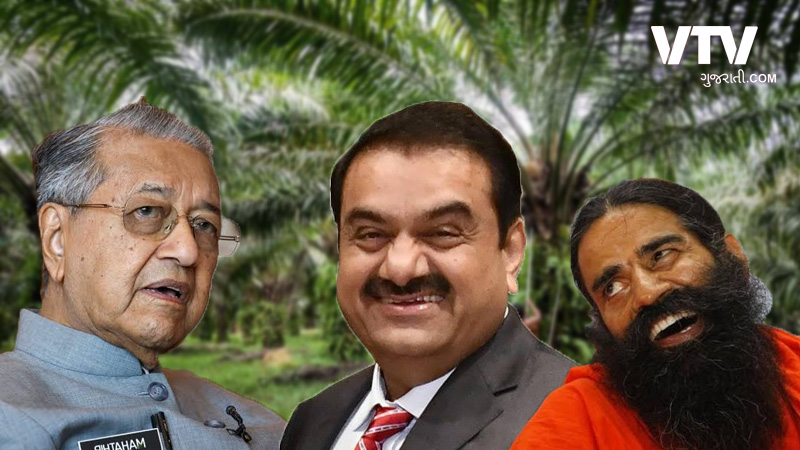 malaysian palm oil import curbs blessing for adani patanjali