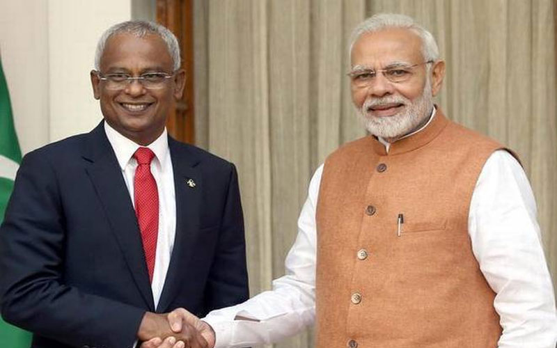 Why Prime Minister Narendra Modi Chose Maldives For His First Foreign Visit