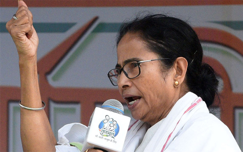 CM Mamata Banerjee Bans BJP's Victory Marches In West Bengal