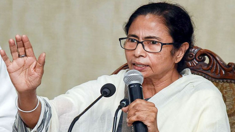 Mission Chandrayaan-2 Is Seeks To Divert Attention From Economic Disaster Says CM Mamata Banerjee