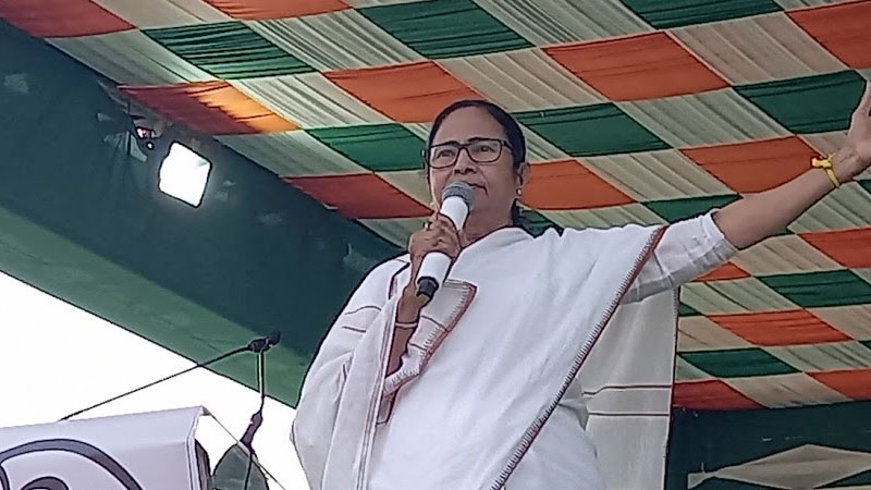 poll dates announced as per suggestions of modi shah mamata banerjee questions 8 phase elections