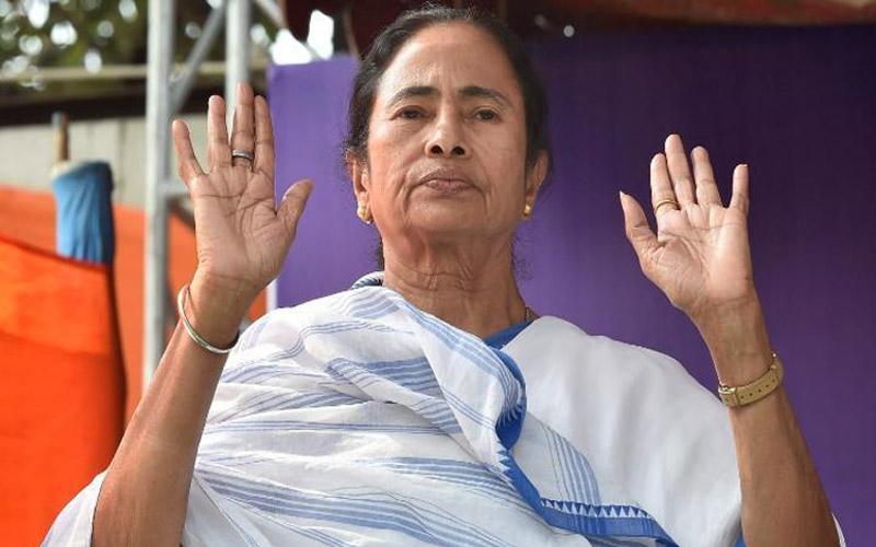 Jai Shri Ram is religious, don't make it political Mamata Banerjee tells BJP
