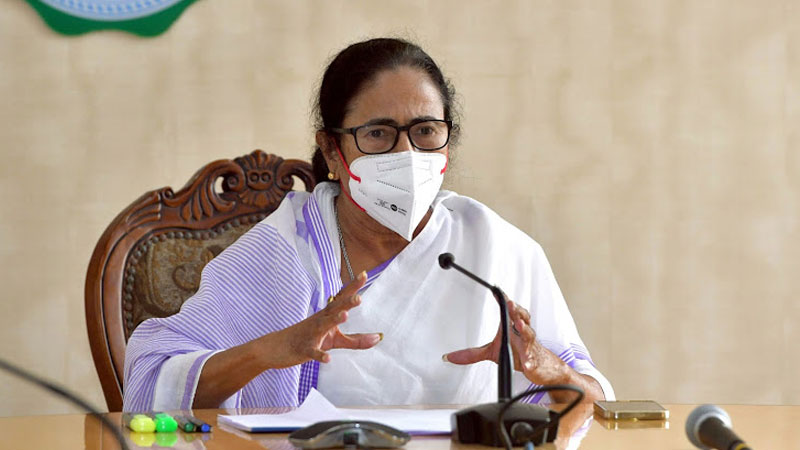 Mamata Banerjee Writes To PM Modi Over Vaccine Shortage; Offers Land For Manufacturing Covid Jabs