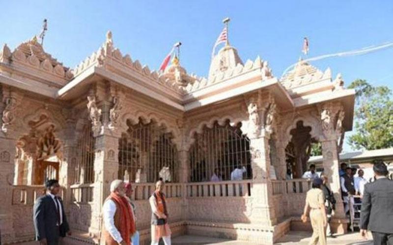 ગુજરાતનું એક એવું મંદિર જે ઘણા ભૂકંપોનો સામનો કરી સદીઓથી છે અડગ