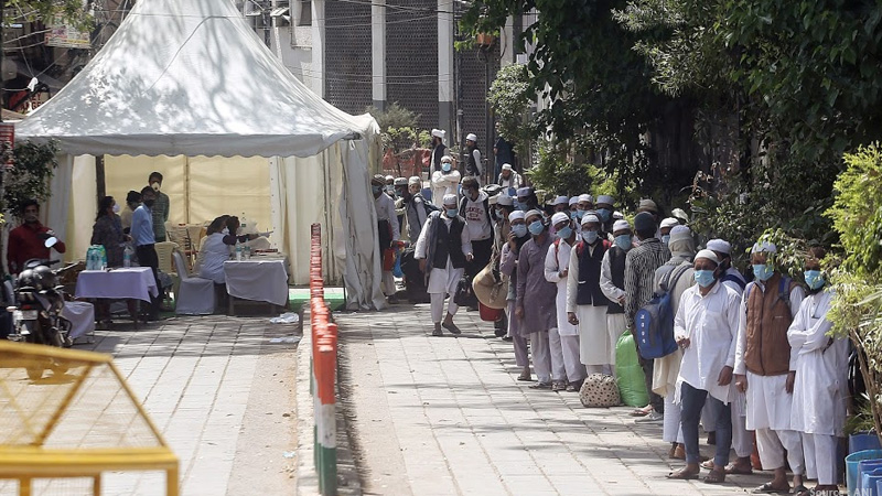 corona virus 960 foreigners blacklisted who attended tablighi jamaat event barred from coming in india for 10 years